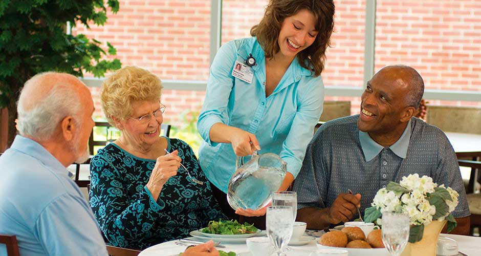 What Services Do Assisted Living Communities Provide?
